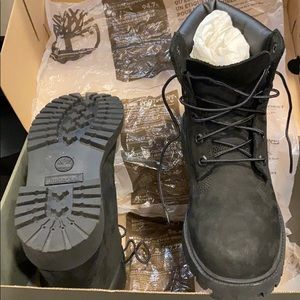 Junior Timberland Boots